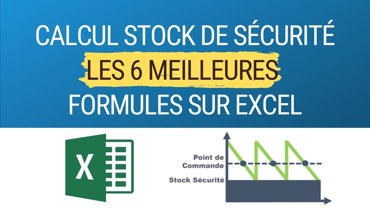 point de commande gestion de stock