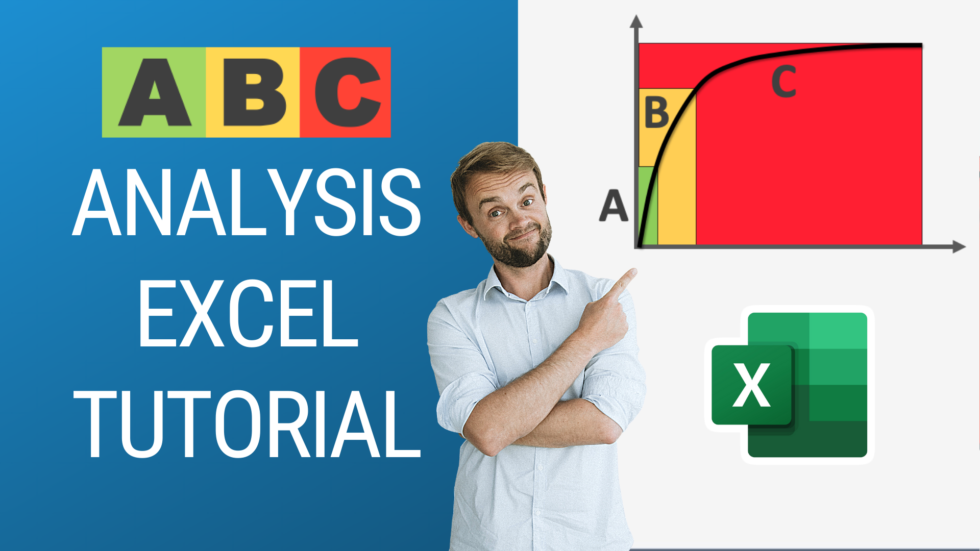 ABC Classification Tutorial Step by Step in Excel