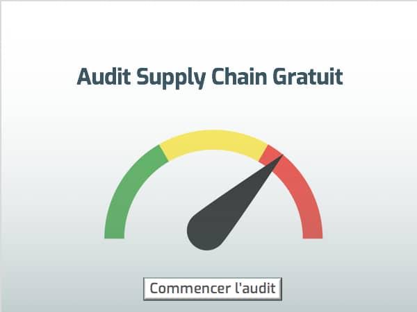 diagnostique supply chain logistique