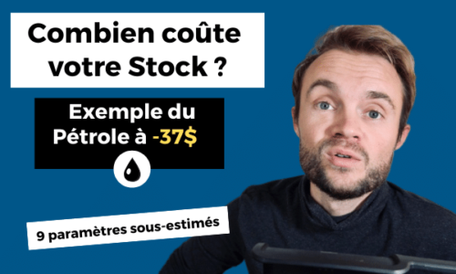cout stockage