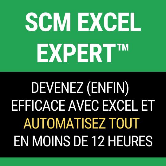 cours en ligne Excel - macro - Power Query Pivot