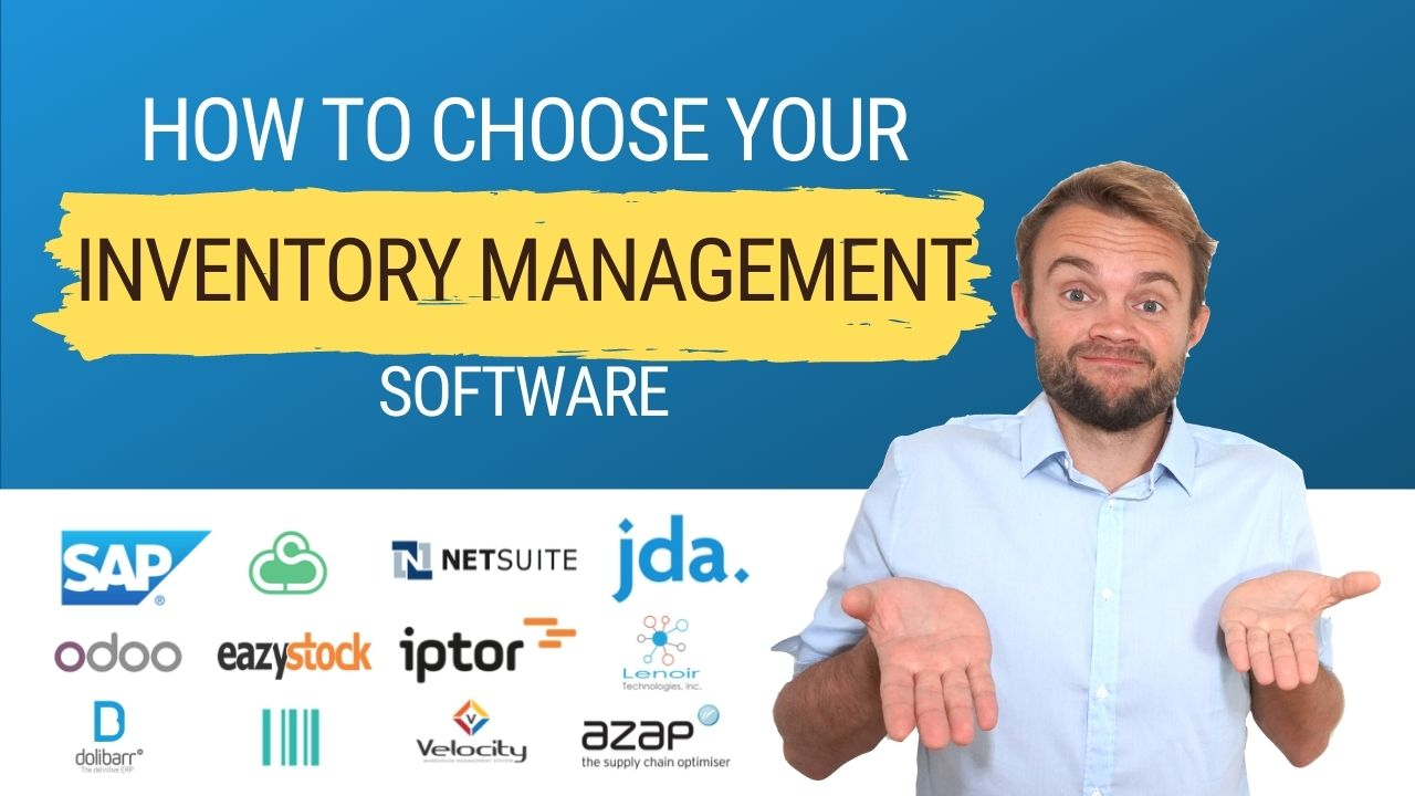 Online course finding the right Inventory Management Software