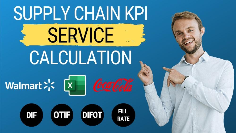 supply chain service level metric